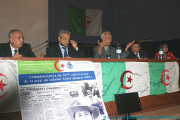 Commémoration du 50ème anniversaire du colonel chahid Abderahmane MIRA