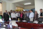 Signature de convention entre l'Université Abderrahmane MIRA-Bejaia et l'université Strasbourg