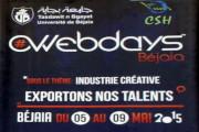 """La 1ère édition des WEBDAYS BEJAIA """"entrepreneurship & Industrie Créative""""."""