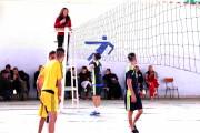 Les éliminatoires régionales au championnat régional universitaire de volley ball