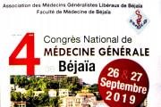4ème congrès de médecine générale organisé par l'AMGLB