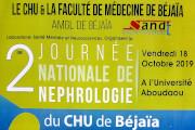 la 2ème journée nationale de Néphrologie de Bejaia
