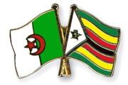 Visite de l'ambassadeur du Zimbabwe en Algérie, M. Vusumuzi Ntonga  à l'université A-MIRA Bejaia le 29 janvier 2020.