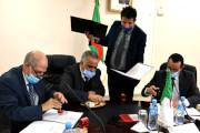 إبرام إتفاقية إطار بين جامعة بجاية و مجلس قضاء بجاية