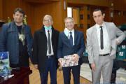 Hommage rendu par l'Université  de Bejaia au Professeur Boualem SAIDANI