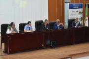 Conseil d'administration de l'université de Béjaia