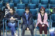 """des élèves du lycée """"les colombes"""" attentifs au discours du Pr BENDALI Farida"""