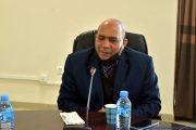 Pr BOUKERROUI Abdelhamid, Ex doyen de la faculté des sciences exactes de l'université Abderrahmane MIRA Bejaia
