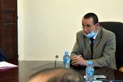 Pr BOUDA Ahmed, recteur de l'université de Bejaia